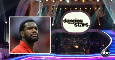 Greg Oden Dancing With the Stars