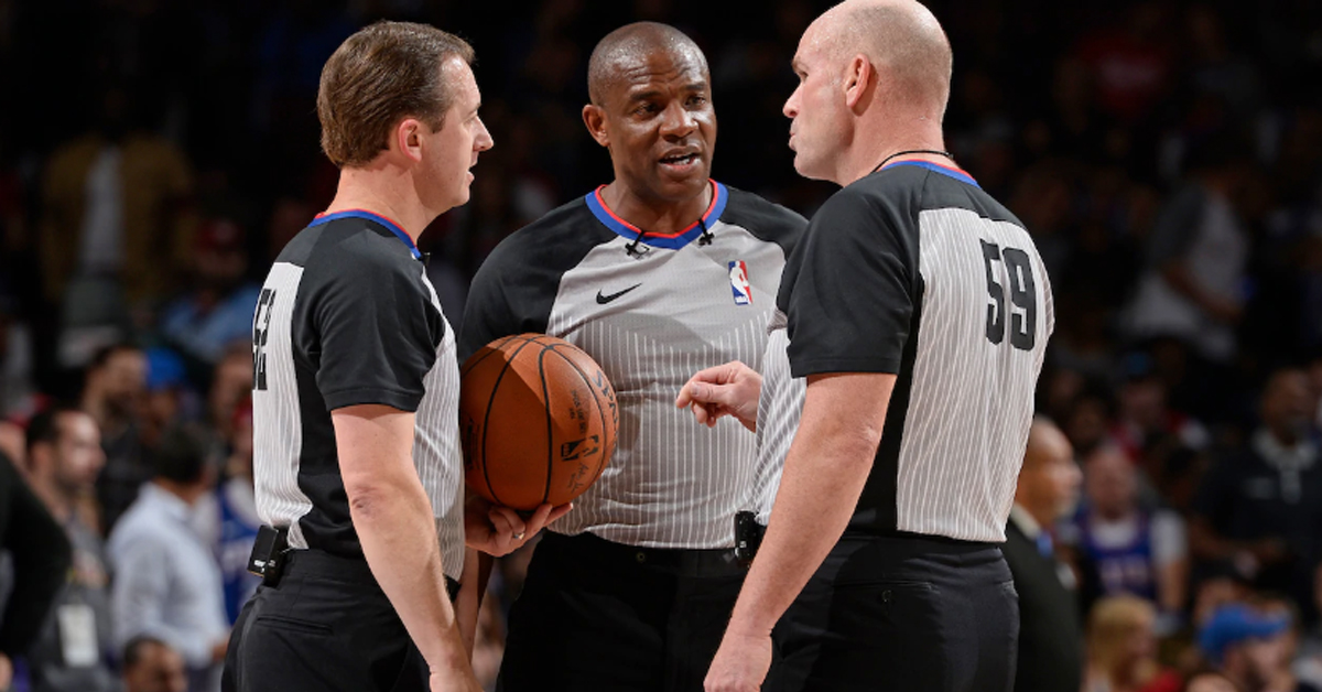NBA Asks Referees to Make 'Following the Rules' a Point of Emphasis This Season