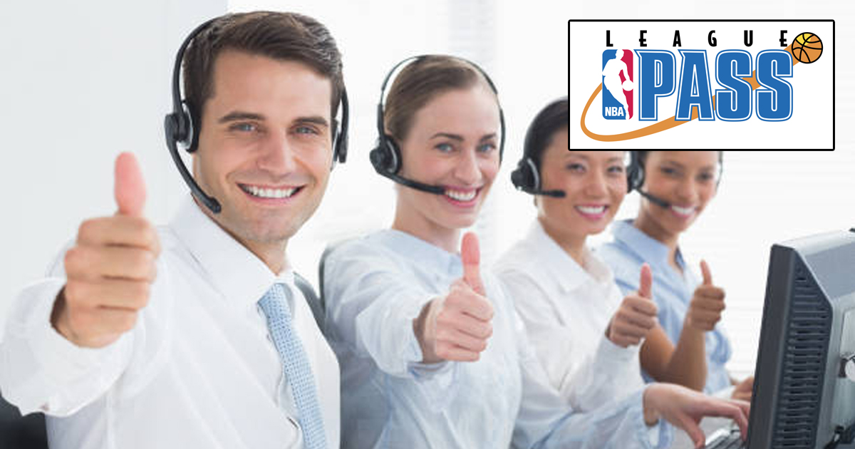 Report: NBA League Pass support team finally has good excuse for why subscribers can't see games