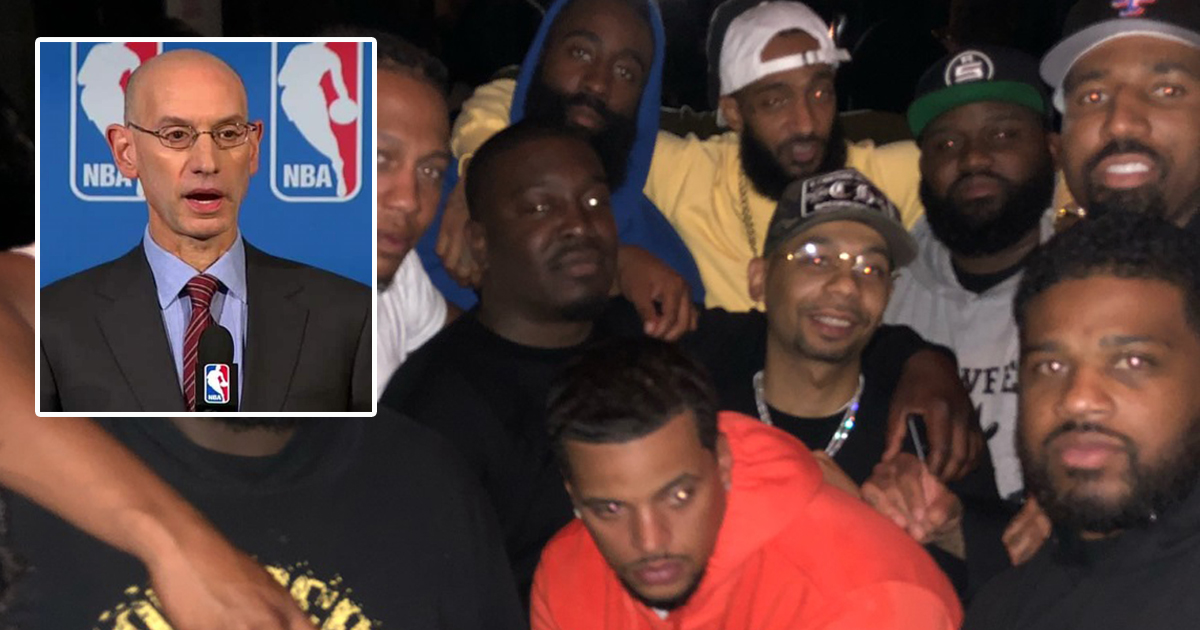 NBA: Player entourages to be limited to only 16 people for quarantine games