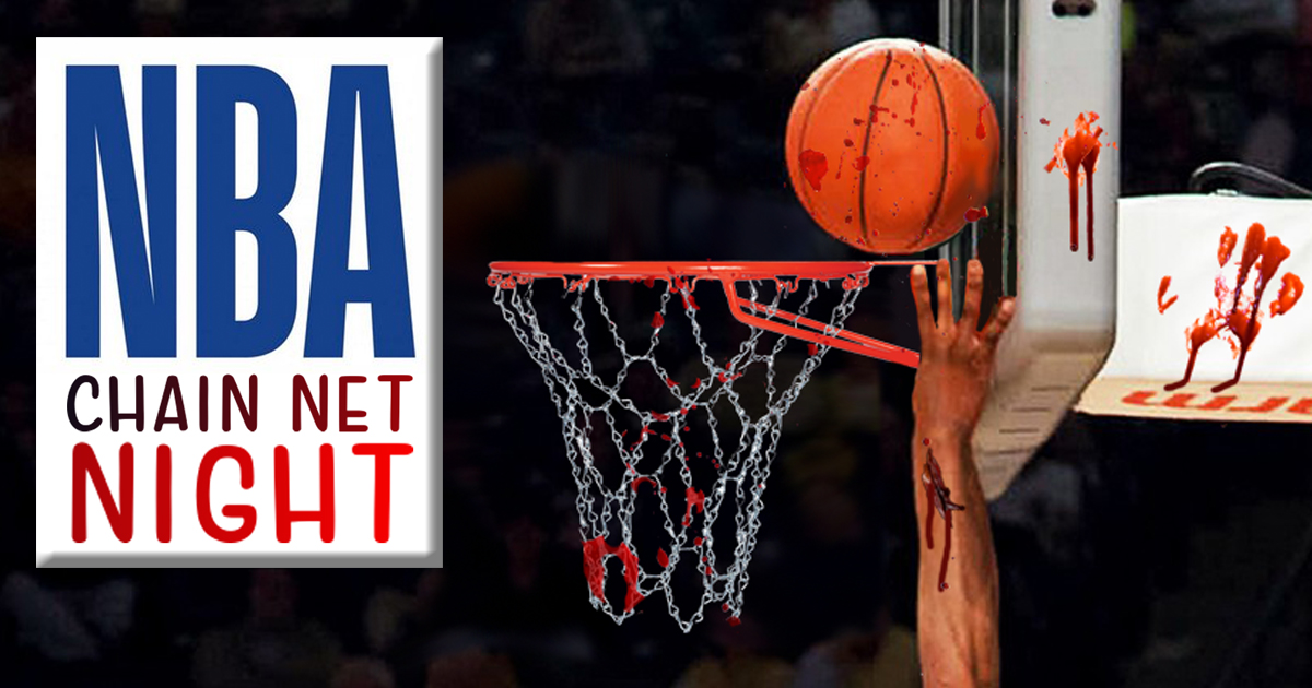 NBA's Chain Net Night leaves 14 players wounded, 3 dead