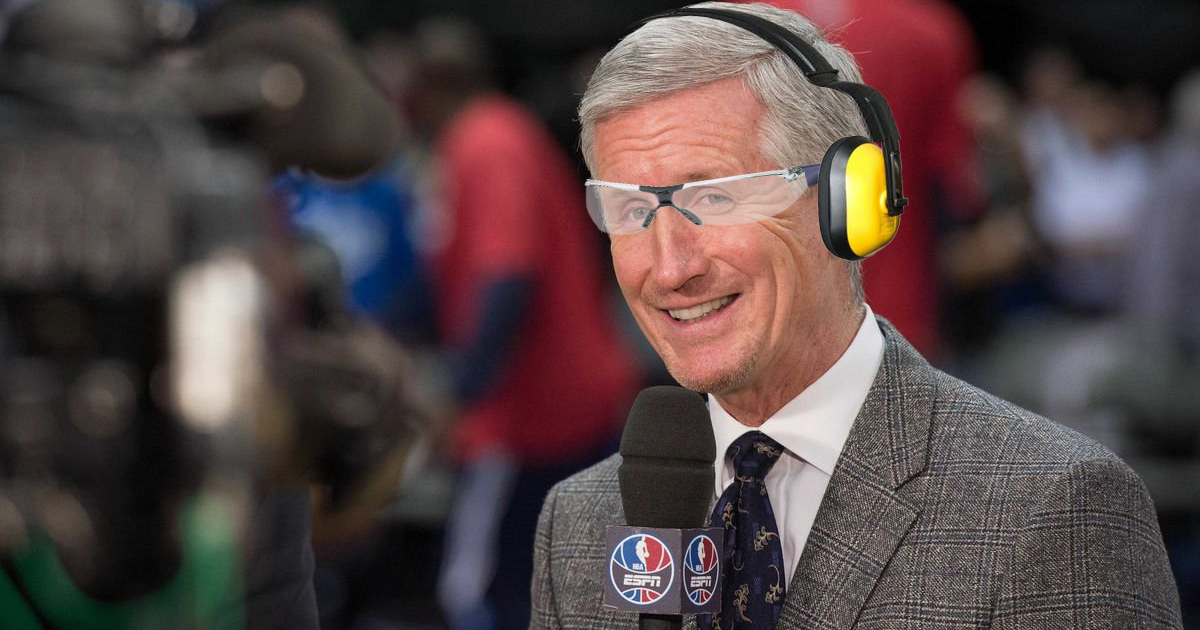 NBA requires Mike Breen to complete gun safety course before yelling 'Bang!'